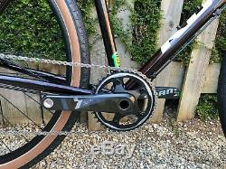 Kona Rove Ltd Gravier / Route / Touring Bike Taille 52cm État Presque Neuf