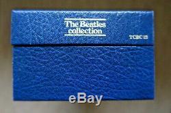 La Collection Beatles 13 Cassette Box Excellent État D'origine Tcbc13 Uk