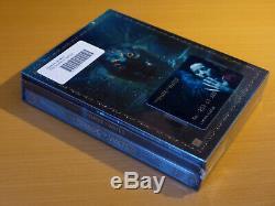La Forme De L'eau 4k Filmarena Exclusive Fullslip XL 3d Lenticulaires Uhd Blu-ray