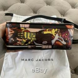 Lauren Tsai X Marc Jacobs Box Bag (édition Limitée) Rare, New Etat Et Dustbag