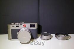 Leica M9 Titan Titane Summilux-m Édition Limitée / État Neuf