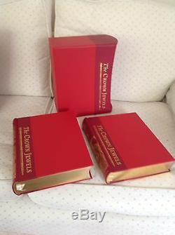 Les Joyaux De La Couronne, Édition Limitée Hmso. État Impeccable, Norme Folio Society