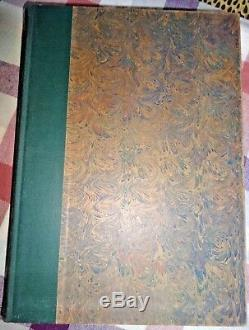 Les Oiseaux D'amérique Par John James Audubon Édition Limitée De 1937 - Excellent État