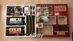 Lgb 20301 Us The Big Train Set Excellent État Avec Original Box