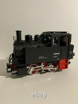 Lgb Digital Start Train Ensemble Avec Deux Trains G Échelle Excellent État