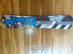 Lib Tech T. Rice Art Of Flight Limited Edition Snowboard, 157cm, Great Condition