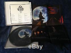 Limbonic Art Chroniques De Limbo 6 X Lp Vinyl Boxset Nouvelle Condition Métal Noir