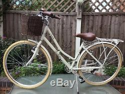 Limited Edition Pendleton Somerby Bike 17 Cadre Bon État Utilisé