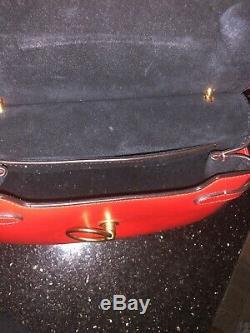 Limited Edition Red Mulberry Très Bon En Bag-état