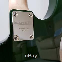 Line 6 Variax Limitée Standard Green Edition Rare En Excellent État
