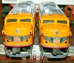 Lionel 2023 Union Pacific Aa Unités En Bon État