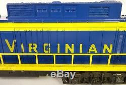 Lionel # 2329 Postwar Virginian Redresseur Électrique Locomotive-vg + Condition