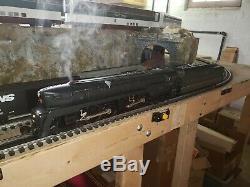 Lionel 6-28063 Pennsylvania T1 4-4-4-4 Locomotive À Vapeur Et Tendre Excellente Forme