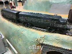Lionel Guerre 2354 Nyc F-3 A-a Locomotive Diesel Etat Excellent