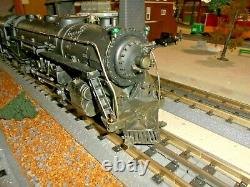Lionel Prewar 763e 4-6-4 Hudson Locomotive With 2226 Whistle Tender Nice Shape