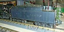 Lionel Prewar 763e Hudson Locomotive Avec 2226 Whistle Tender Nice Shape