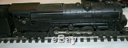 Lionel Rare Steam Turbine 671rr Loco Avec 2046w50 Appel D'offres En Tres Bon Etat
