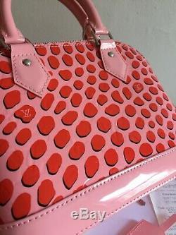 Louis Vuitton Alma Bb Sac À Main Jungle Limited Edition Excellent Etat