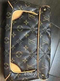Louis Vuitton Edition Limitée Etoile Monogram Canvas Embrayage Grande Condition