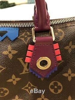 Louis Vuitton Edition Totem Speedy 30 Excellent Etat Avec Reçu