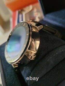 Louis Vuitton Horizon Montre Smart Watch Tambour Wearos Excellent État Et Mis En Boîte