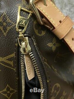 Louis Vuitton Monogram Utilisé Une Fois Banane Grande Condition Rare