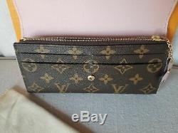 Louis Vuitton Portefeuille Emilie Bloom Flower Limited Edition Excellent Condition