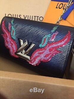Louis Vuitton Sac À Main Chaîne Torsion Bourse Epi Excellent Condition Limited Edition