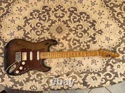 Ltd Esp Guitares Gl-256 George Lynch Signature Series, Monnaie État Avec Étui