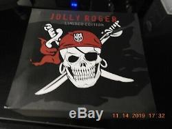 Luminox Jolly Roger Edition Limitée Great Condition! # 87 De 750 46mm Cas