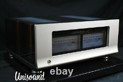 Luxman M-7 Amplificateur De Puissance En Édition Limitée En Excellent État
