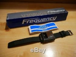 Machine Drum Rare Seiko'frequency ' LCD / Led Watch. Condition Excellente