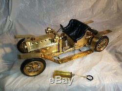 Mamod Brass Roadster 1983 Limited Edition Sa 1b Dans Unfired Mint Condition