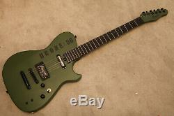 Manson Dr-1 Numéro 56 Mint Condition Guitar! Édition Limitée Muse Bellamy
