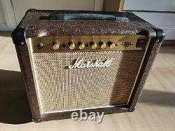 Marshall Dsl5ccw Guitar Amplificateur Valve Combo. Very Rare Ltd Etd. Condition De Menthe