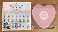 Melanie Martinez K-12 Lp Colored Mint Green Seeled Avec Bonus Heart Shape Disc
