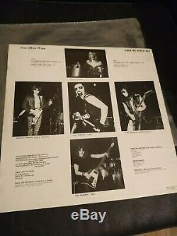 Mercyful Fate Ep 1er Presse Blanc Boarder Nm Insert Condition Inclus