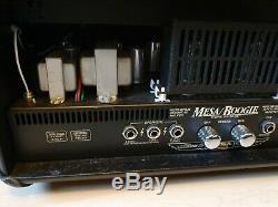 Mesa Boogie Rectoverb 25 Amplificateur. Ltd Etd. Superbe État. Inc Flight Case