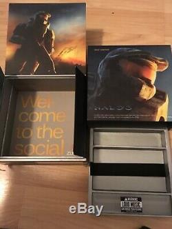 Microsoft Zune 30 Go Édition Limitée Halo 3 Rare Excellent Condition