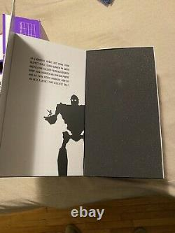Mondo 16 Iron Giant Excellent Condition Light Up Mib Limited Edition 2016