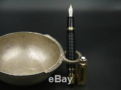 Montblanc Boheme Limited Edition Doue Fountain Pen Parfait État