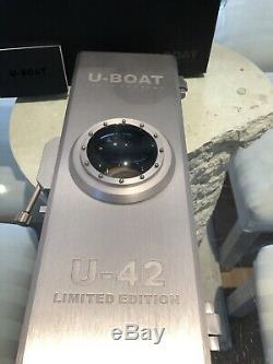 Montre Automatique U-boat 6157 Édition Limitée U-42 a1