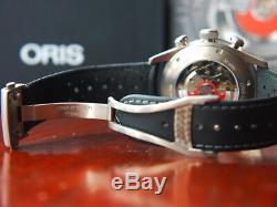 Montre Oris Artix Gt Audi Sport 774.7661.7481 Édition Limitée État Neuf