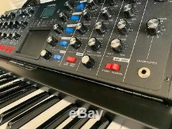 Moog Voyager (excellent État, Serviced, Boxed, Limited Edition)