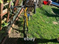 Moyen Carrera Tdf Ltd Road Pro Bike Adult Mens Bike En Excellent État