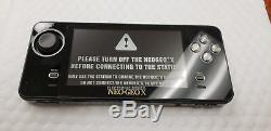 Neo Geo X Gold Edition Limitée (batterie Défectueuse Ouvrir La Condition De Boîte)