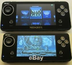 Neogeo X Gold Limited Édition Snk Great Condition