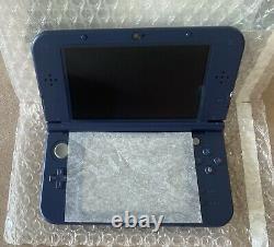 Nintendo 3ds XL Galaxy Edition Limitée Console Excellente! Navire Rapide