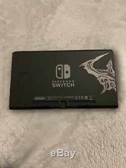 Nintendo Commutateur Diablo Seulement Limited Edition Tablet Près Mint Condition