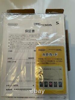 Nintendo Nouveau 3ds Pokemon Center Limited Kyogre Edition Avec La Boîte Mint Condition
